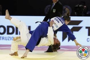 Videó: Így nyert bronzot Karakas Hedvig a World Masters-en