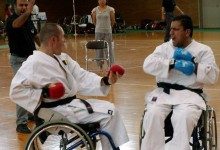 A karate is paralimpiai sport lett