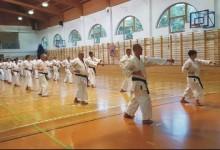 Karate edzőtábor Balatonszemesen