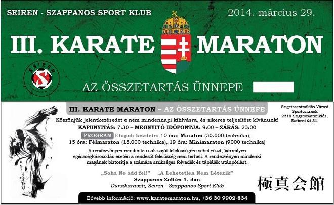 karatemaraton