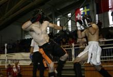 Dr. Leyrer Richárd előtt harcokkal tisztelegtek a magyar kick-boxosok