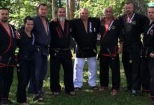 Új szintre emelkedtek a mesterek a magyar kempós közösségben