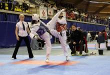 Három magyar lány szereplésével kezdődik a taekwon-do Eb