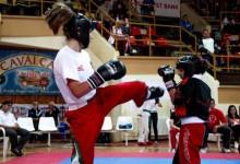 Kickbox Diákolimpia Békéscsabán