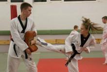 Fontos versenyek előtt állnak ifjúsági korú taekwondósaink