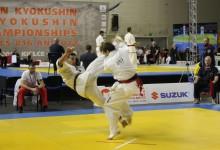 Sikeresen szerepelt a Magyar Válogatott a Shinkyokushin U16-U22 Európa Bajnokságon Kielcében