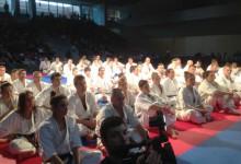 Száz karatéka küzdött a full-contact magyar bajnoki trófeákért