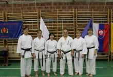 Így tanított nálunk a 10 danos japán karatemester, aki még nem járt Európában