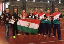 Betegen és sérülten is érmesek lettek a magyar kempósok Csehországban