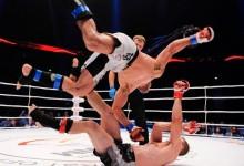 Ez az első lépcsőfok, ha profi MMA-s szeretne lenni