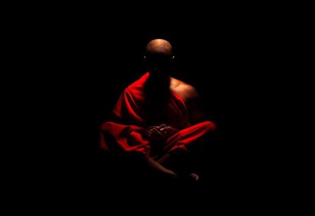 Meditáció a harcművészetekben