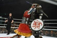 GIF: Debütáltak a középkori harcosok