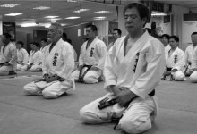Így lazulj el karate közben