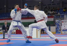 Karate Magyar Bajnokság 2018