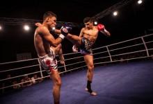 Áprilisban újra Fight Night Hungary a Barba Negrában