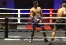 Kissé pocakos, de kőkemény az új Muay Thai világbajnok