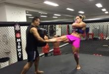 Gabi Garcia átváltott MMA-ra, decemberben lép a ketrecbe
