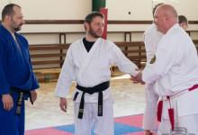 Így zajlik egy nihon tai jitsu szeminárium