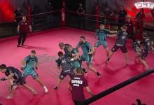 Tömegverekedés a legújabb MMA-s őrület