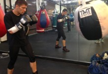Kiütést ígér Nemesapáti Norbert, a legújabb magyar bokszzseni