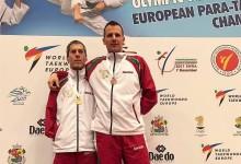 Két magyar érem a szófiai parataekwondo Eb-n!