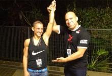 Wanderlei Silva emelte magasba a legjobb magyar MMA női harcos kezeit