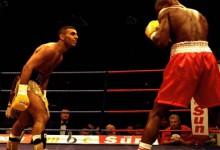 Naseem PRINCE Hamed kiosztotta a bokszolókat