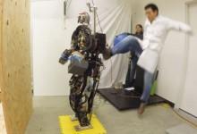 A robotokra már a repülő rúgások sem hatnak
