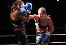 Profi női harcosok az Eurosporton, nőnap alkalmából