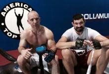 EXKLUZÍV: Hogyan készült Sárközi Robi az USA legjobb MMA edzőtermében?
