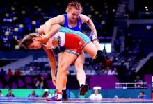 Két aranyérmes női birkózónk is van a bakui Európa-játékokon