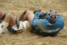 Bemutatkozott a világon egyedülálló Beach Sambo Challenge