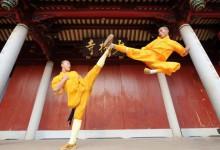 Világkörüli turnéra indultak a shaolin szerzetesek