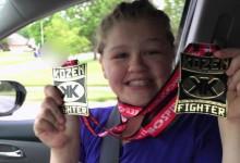 A jiu-jitsu mentette meg az öngyilkosságra készülő kamaszlányt