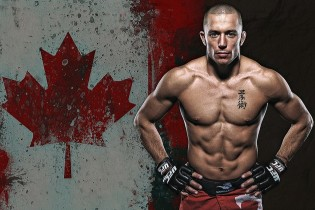 "Georges ""Rush"" St-Pierre"