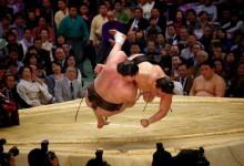 A 192 centi, 157 kilós mongol Hakuho írta újra a szumó történelmét