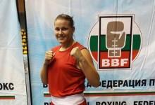 Szatmári Petra Európa-bajnoki ezüstérmes Szófiában