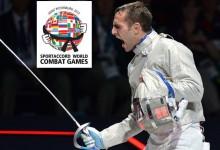 World Combat Games: Izgalmas kalandban lesz része Szilágyi Áronnak