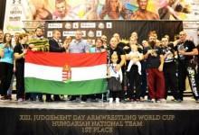 Világkupát nyert a magyar szkander csapat