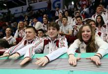 Olimpiai lázban égnek fiatal magyar WKF-es karatésaink