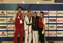 Gonda Ivett és Kotsis Edina bronzérmes Törökországban