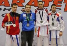 Magyar bronzérem a karate Világkupán