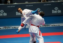 Tadissi Martial bronzérmet szerzett a karate Európa-bajnokságon