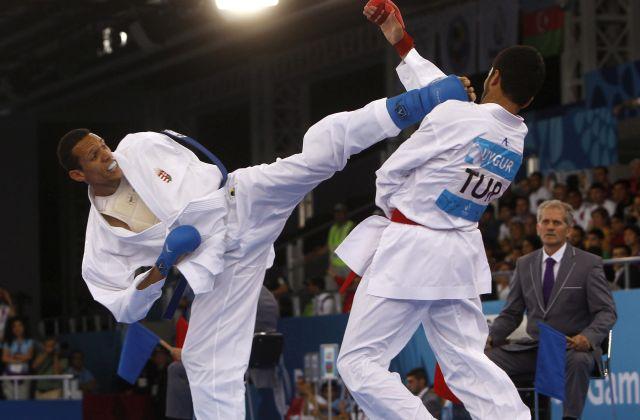 Európa Játékok - Karate