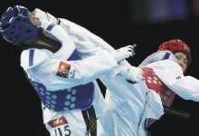 Taekwondo EB – Budapest, sorsolás