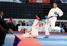 """Sporttörténelmi """"karatebronz"""" a régiók Eb-jén"""