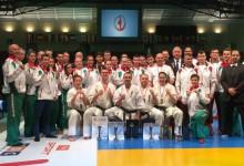 10 magyar érem a varsói Shinkyokushin Karate Eb-ről