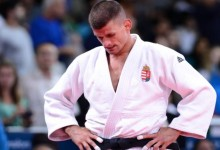 Judo GP: Nem léphet tatamira olimpiai ezüstérmesünk