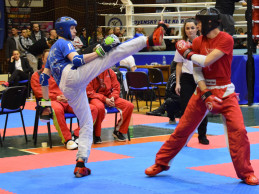 Remekeltek a magyar kick-boxosok Szlovákiában