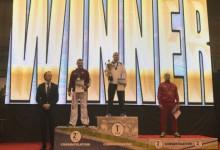 Veres Roland és Szuknai Zsuzsa Európa-bajnok lett Mariborban